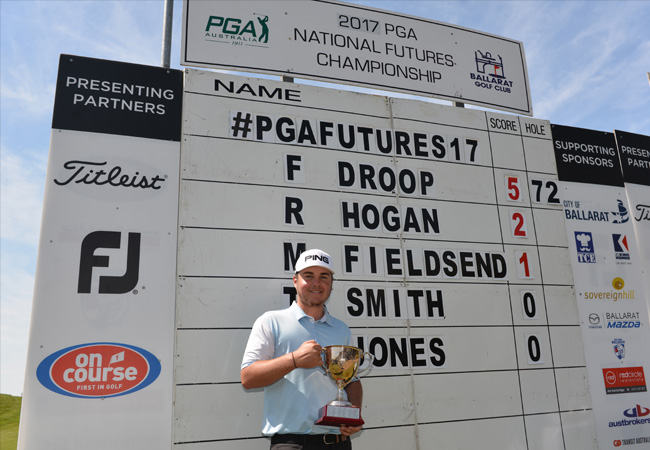 2017 PGA National Futures - Results