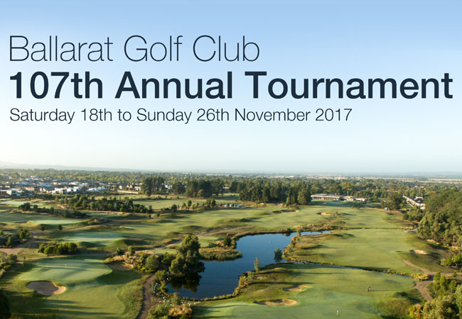 2017 Annual Tournament