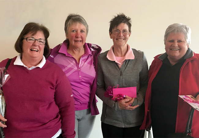Fiona Elsey Golf Day