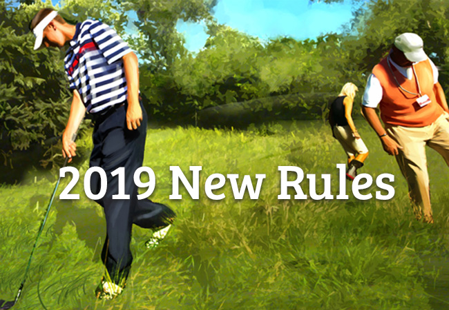 New 2019 Rules