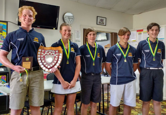 BGC Wins 2016 Junior Pennant
