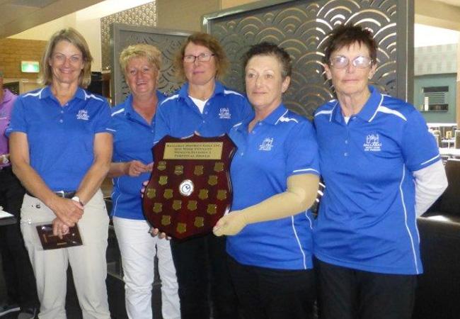 Ladies Pennant Finals