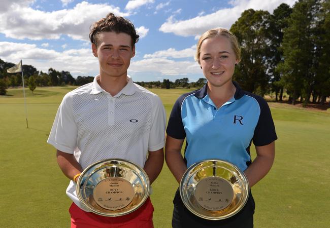 2018 Ballarat Junior Masters