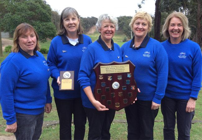 BGC Women take Div 2 Pennant Final