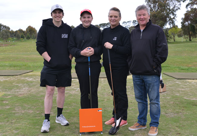 Trackman Long Drive Event