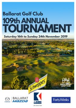 2019 10 Tournament Flyer